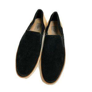 UGG Adley Slip-On Sneakers Black Size US 10